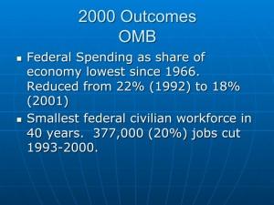 Economic Outcomes 2000 (3)